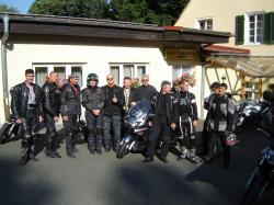 Wir sind Rad-und Motorradfreundliches Betrieb